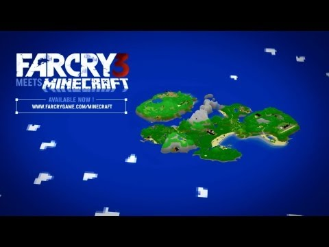 Minecraft: Far Cry 3 Map Trailer