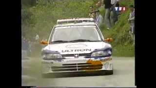 WRC - Tour de Corse - 1997 - TF1 - Auto-Moto - Commentaires: Christian Vella
