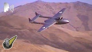 De Havilland Dh.115 Vampire Low-level Flypasts