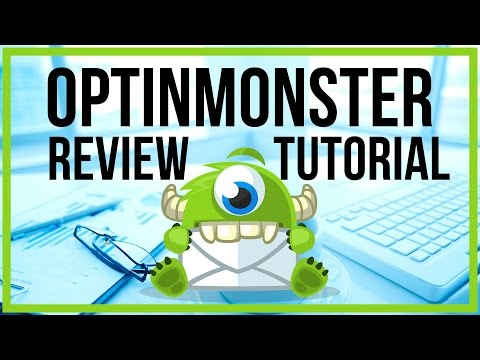 OptinMonster Review And Tutorial - Grow Your Email List FAST