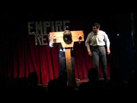 Empire Revue June 2015 Sparkling Beatniks The Pillory