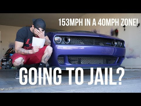 CAUGHT STREET RACING IN MY HELLCAT!! 800whp hellcat vs 715whp ctsv