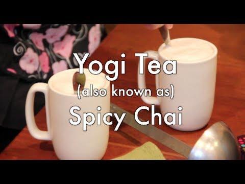 Homemade Yogi (Spicy Chai) Tea