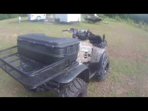 ATV sound tube