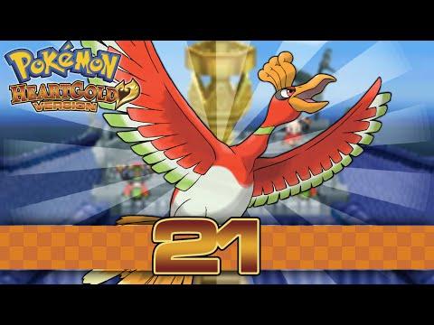 Pokemon HeartGold - Part 21 - Ho-Oh!