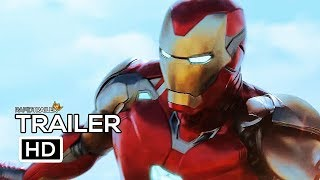 AVENGERS 4: ENDGAME Final Trailer (2019) Marvel, Superhero Movie HD