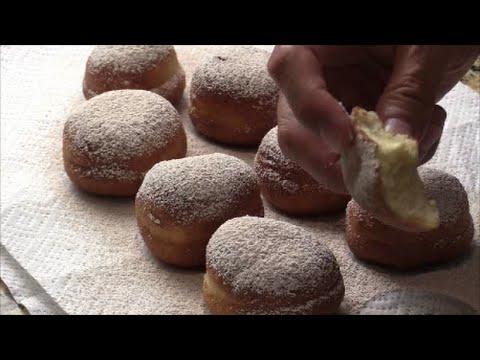Simple Homemade Fried Donut