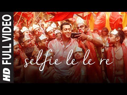'Selfie Le Le Re' FULL VIDEO Song - Salman Khan | Bajrangi Bhaijaan | T-Series