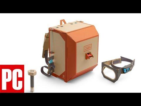1 Cool Thing: Nintendo Labo Robot Kit