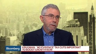 Krugman Says U.S. Not Taken Advantage of in Trade Deals