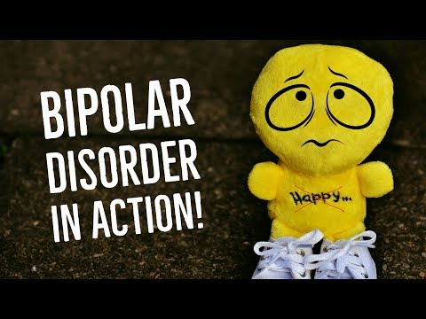 Bipolar Disorder Symptoms: SEE THEM IN ACTION!