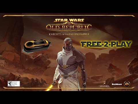 SWTOR security key setup guide (F2P) - updated