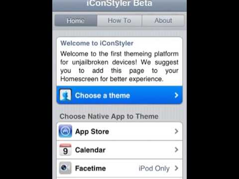 How to get themes without jailbreaking
