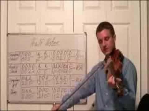 Violin Lesson 7 - Learn Half Notes