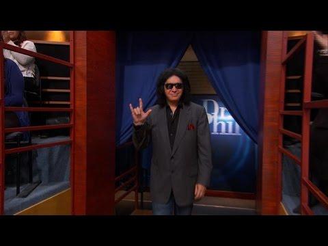 Gene Simmons' Message To Wannabe Rocker: 'Get A Damn Job'