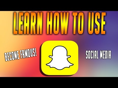 How To Use SnapChat For Noobs, Use Streaks, Points, And Add Friends!