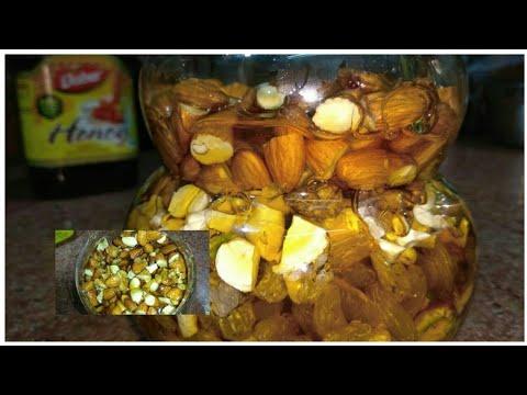 Healthy+tasty recipe for strong brain and body-Swaad or sehet Ka khazana