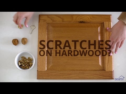 Sears Home Hacks: Wood Scratch Repair How-To
