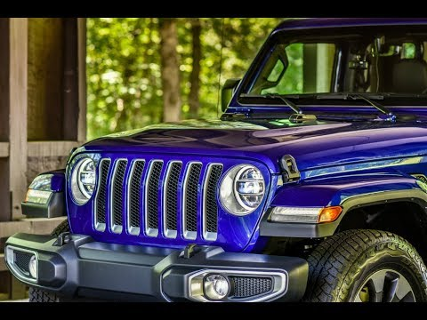 Awesome Part 2 2018 Jeep Wrangler JL Ordering, Purchase and Arrival