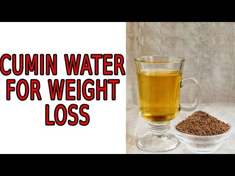 How To Use Cumin Water For Weight Loss