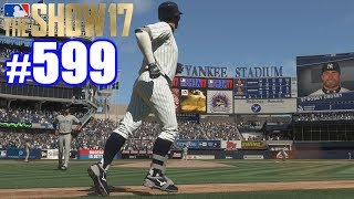 I LOVE FILMING IN MY NEW SETUP! | MLB The Show 17 | Road to the Show #599