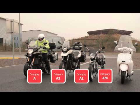 Learner Motorcyclist - Learner Biker Roles & Responsibilities in Ireland - Video 4