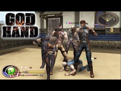 PCSX2 Emulator 1.5.0-1441   God Hand [1080p HD]   Hidden Gem Sony PS2 Game