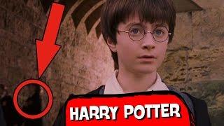 12 ERROS DE HARRY POTTER QUE VOCÊ NÃO PERCEBEU!