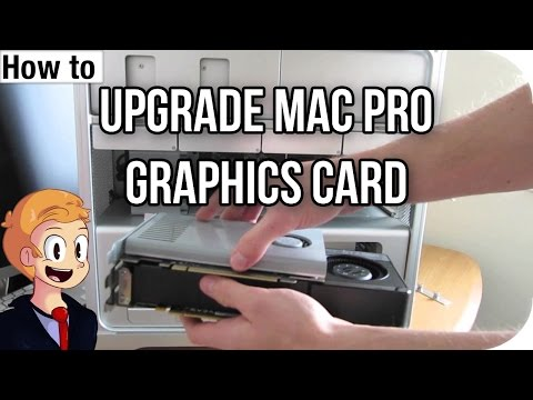 How to: Upgrade your Mac Pro graphics card - GTX 660 3GB