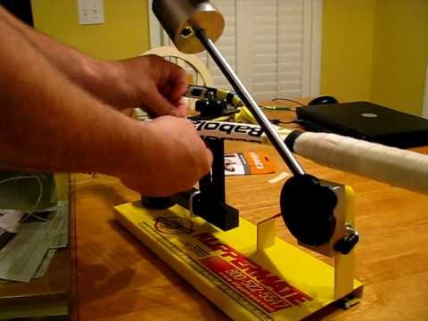 Klippermate String Adjustment