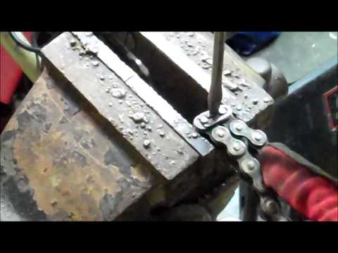 How To Remove Master Link on a Motorcycle Chain