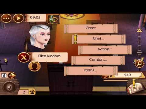 [4] These Words and Oratorical Skills | LP: The Sims Medieval | iOS