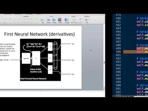 Neural Network: Feed Forward (part 5)
