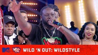 T-Pain Makes His Comeback & Gets Checked By Nick Cannon  😂 #Wildstyle