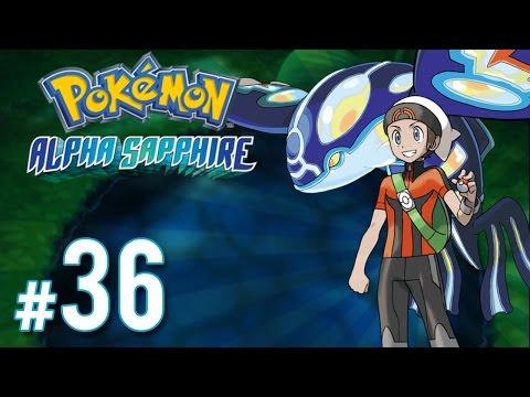 Pokemon: Alpha Sapphire - Seafloor Cavern | PART 36 | ScykohPlays