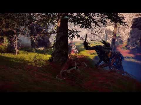 Horizon Zero Dawn Live PS4 Gameplay Part 5