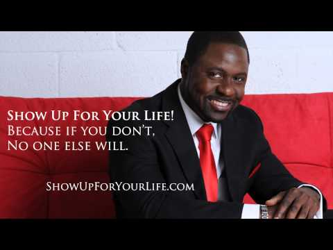#5 How To Get Out of Your Own Way: Show Up For Your Life! Motivational Call - Andy Henriquez