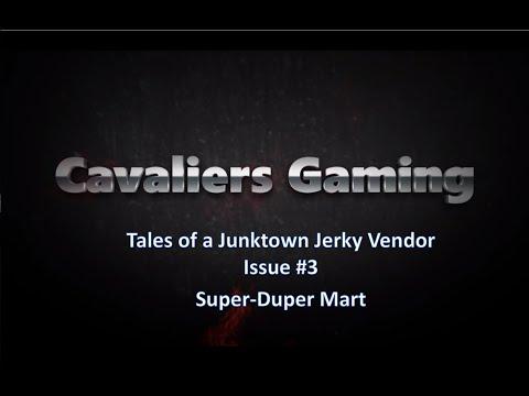 Tales of a Junktown Jerky Vendor Issue #3 - Super-Duper Mart - Fallout 4