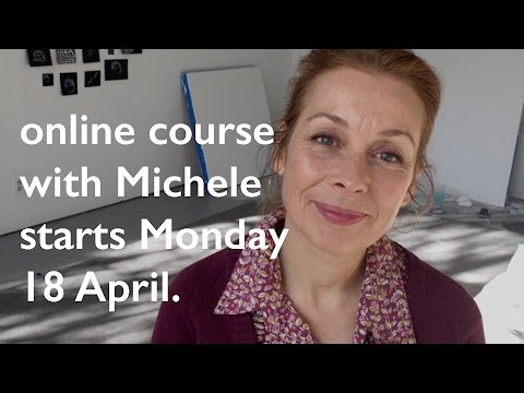 online monthly master class with Michele