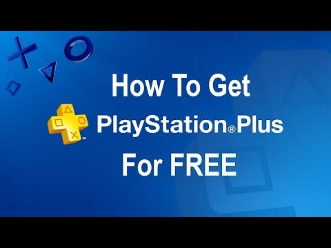 PS4 - How to get PS+ (PlayStation Plus)