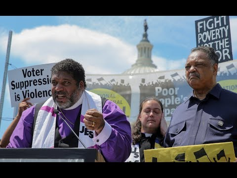 Poor People's Campaign asks America to face the injustices keeping millions in poverty