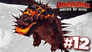 Catastrophic Quaken!   DRAGONS : Rise Of Berk - Ep12 HD