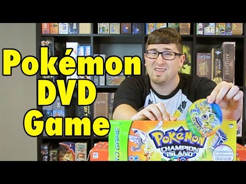 The Pokémon DVD Board Game | Champion Island