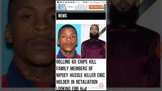 Nipsey hussle killer family