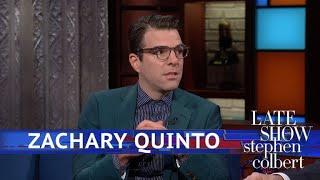 Zachary Quinto: We