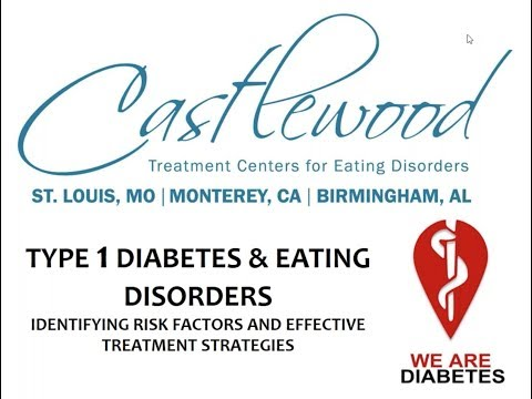 Type 1 Diabetes and Eating Disorders