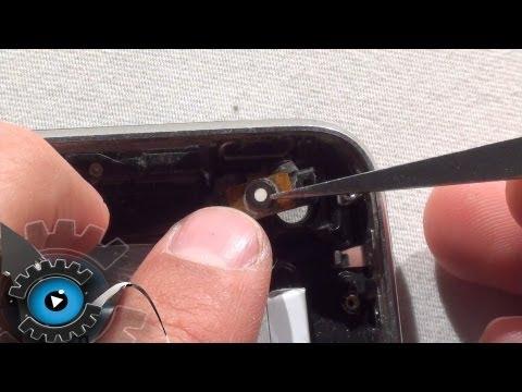 iPhone 3G/3GS An Aus Knopf reparieren OHNE ERSATZTEIL Power Button Fix Repair[HD][German/Deutsch]