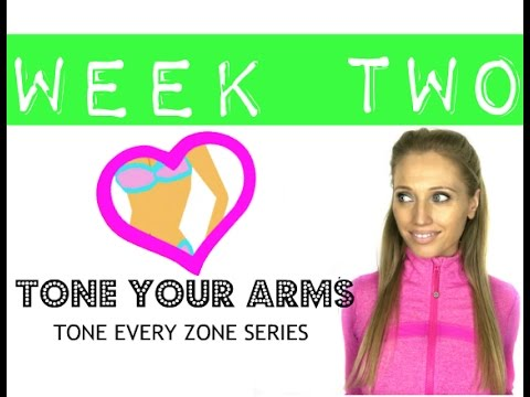 Tone Your Arms - fast and with no weights
