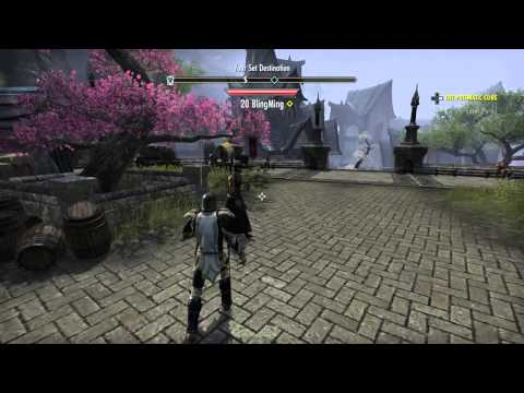 The Elder Scrolls Online How move faster! (faster than horses!)