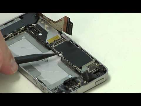 CNET How To - Fix a broken screen on your iPhone 4 or iPhone 4S